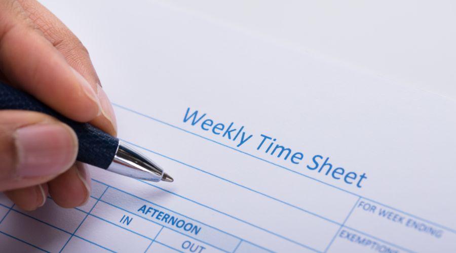what u0026 39 s an employee timesheet